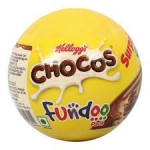 Buy Corn Flakes- Chocos Fundoo Ball Pack Online