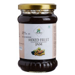 Buy Organic Mixed Fruit Jam Online