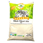 Buy Organic Whole Wheat Atta Online