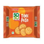 Buy Britania 50 50 time pass 78g Online
