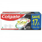 Buy Colgate Total Anticavity Fluoride Toothpaste, Charcoal Deep Clean Online