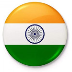 Buy Badges WIth Indian Flag Online