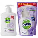 Buy Hand Wash Sensitive - COMBO OFFER - GET 175ML ORIGINAL POUCH FREE Online