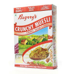Buy Healthy Crunch Muesli With Almond Raisins and Honey Online