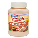 Buy Mayonnaise Burger - Eggless Online