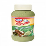 Buy Mayonnaise Green Mint – Eggless Online