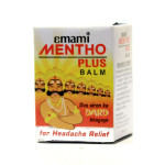 Buy Mentho Plus Balm - Pain Reliever Online