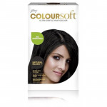 Buy Coloursoft Ultra Gentle Hair Color - Natural Black 1 Online