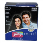 Buy Expert Liquid Hair Dye - Natural Black Online