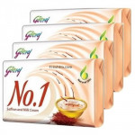 Buy No 1 - Soap - Kesar Milk Cream With Natural il Online