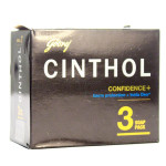 Buy Bathing Soap - Confidence Soap 3 in 1 comb Online