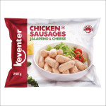 Buy Chickn Sausages Jalapeno & Cheese Online