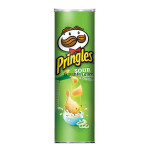 Buy Pringles Potato Chips - Sour Cream And Onion Online