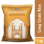 Buy Charminar Long Grain Basmati Rice Online