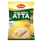 Buy Multi Millet Atta - WIth Raggi Bajra SoyaBean Jowar Fenugreek Online