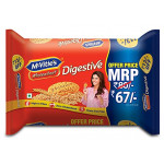 Buy Digestive Biscuits - Whole Wheat Online