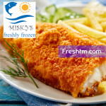 Buy Breaded Fish Fillets - Ready To Fry Online