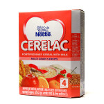 Buy Cerelac Multigrain & Fruits - Stage 4 Online