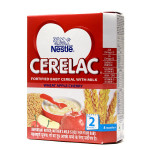 Buy Cerelac Wheat Apple Cherry - Stage 2 Online