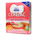 Buy Cerelac Wheat Rice Mixed Fruit - Stage 3 Online