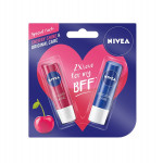 Buy Lip Balm - Friendship Pack - Fruity Shine Strawberry And Original Care  Online