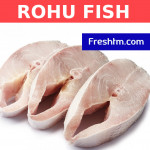 Buy Rohi Fish - With Half Head Online