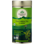 Buy Tulsi Green Tea Clasic – Tin Packet Online