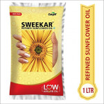 Buy Refined Sunflower Oil - Low Absorb Oil Online