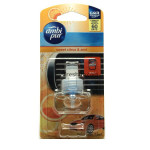 Buy Car Air Freshner - Sweet Citrus And Zest Kit And Refill Online