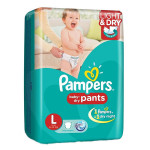 Buy Baby Dry Pants - Large Online