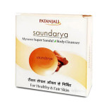 Buy Saundarya Mysore Super Sandal Body Cleanser Online