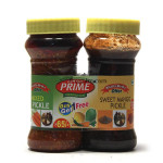 Buy Pickle Combo Pack - Mix Pickle-Sweet Mango Pickle Online