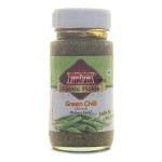 Buy Green Chilli Pickle without Garlic Online