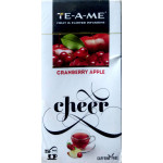 Buy Cranberry Apple - Cheer Flavored Tea Online