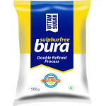 Buy Bura Sugar - Sulphurfree Double Refinded  Online