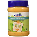 Buy Carrot & Cucumber - Sandwitch Spread Online